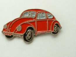Pin's  VOLKSWAGEN COCCINELLE - Volkswagen