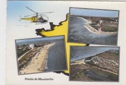 Pointe De Mousterlin 29 - Panoramas Divers - Edition Lapie - France