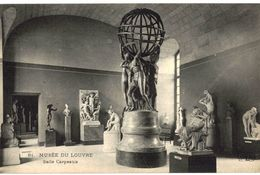 CPA N°20988 - PARIS MUSEE DU LOUVRE - SALLE CARPEAUX - Louvre