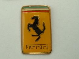 Pin's  FERRARI - LOGO - Ferrari