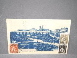 PORTUGAL - Affranchissement Tricolore Sur Carte Postale Pour La France - L 15897 - 1910-... République