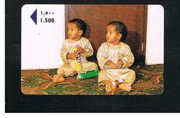 OMAN - MPTT -  CHILDREN - USED  -  RIF.  10344 - Oman