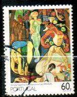 PORTUGAL  Peinture 1988 N°1738 - Oblitérés