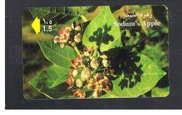 OMAN - MPTT -  PLANTS: SODUM'S APPLE - USED  -  RIF.  10345 - Oman