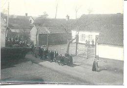 Copie De Photo D'un Enterrement à Landrethun-les-Ardres. - Reproductions