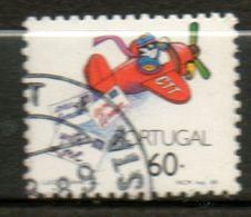 PORTUGAL  Message D Amour 1989 N°1754 - Oblitérés