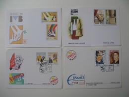 Entiers Postaux  Europa  Malta   1994 à 1997  à Voir - Malte