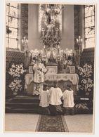 Deux 2 Photo Jean Schols Bruxelles 1960- Belgique Belgie - Eglise Kerk Pretre Catholique Messe Mis -enfant Choeur - - Photos