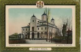 H94 - SERBIE - NICH - L'Église Cathédrale - Serbie