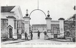VERNON - Quartier Avenay 3ème Escadron Du Train Des Equipages - DRO - - Francia