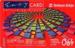 TARJETA TELEFONICA DE SERBIA, PREPAGO (302) - Yugoslavia