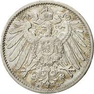 GERMANY - EMPIRE, Wilhelm II, Mark, 1904, Munich, TTB+, Argent, KM:14 - [ 2] 1871-1918: Deutsches Kaiserreich