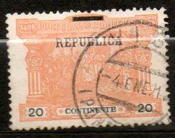 PORTUGAL  Taxe  1898  N° 3 - Port Dû (Taxe)