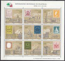 ITALIA 1985 Nº HB-I NUEVO - 6. 1946-.. Repubblica
