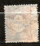 PORTUGAL  Taxe 4c Violet Gris 1915  N° 25 - Port Dû (Taxe)
