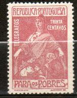 PORTUGAL  Télégraphe 1915  N° 1 - Port Dû (Taxe)