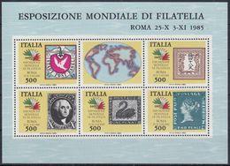 ITALIA 1985 Nº HB-2 NUEVO - 1981-90:  Nuovi