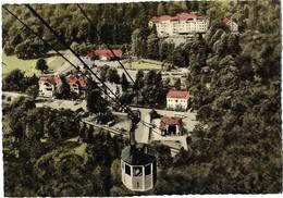 Postkarte 1958. Bad Harzburg - Bergseilbahn. Bahnpost Hannover Bad Harzburg Zug 1818? B. 0229180310 - Bad Harzburg