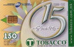 TARJETA TELEFONICA DE MACEDONIA. REGULAR (007) - Macedonia