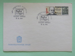 Czechoslovakia 1984 Postcard Philately - Covers & Documents