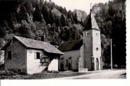 Clairvaux Les Lacs, Chapelle De La Frasnée - Clairvaux Les Lacs