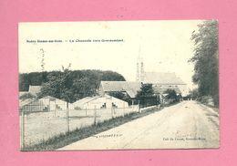 C.P. Jezus-Eik = La   Chaussée  Vers Groenendael - Overijse