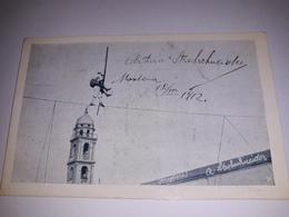 Modena 1912 Acrobati.cartolina.no Circolata - Modena