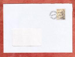 Infopost, Leonardo Da Vinci (48896) - Machine Stamps (ATM)