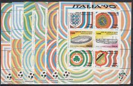 ITALIA 1990 Nº HB-4/9 NUEVO - 1981-90:  Nuovi