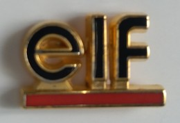 Pin's - Carburant - ELF - - Fuels