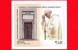 Nuovo - MNH - ITALIA - 2015 - Giubileo Della Misericordia - Papa Francesco - Basilica San Giovanni In Laterano - 2.20 - 6. 1946-.. Repubblica