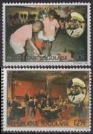 TOGO - 125e Anniversaire De La Croix-Rouge Et Du Croissant Rouge - Togo (1960-...)