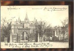 40165454 Brandenburg Havel Brandenburg Havel Kaserne Feldpost X 1916 Brandenburg - Germania