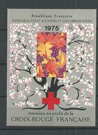 1975 MNH France Carnet/booklet, Postfris - Croix Rouge