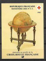 1982 MNH France Carnet/booklet, Postfris - Carnets