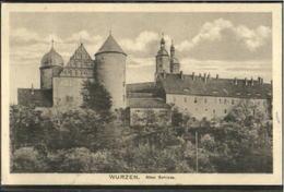 40169334 Wurzen Sachsen Wurzen Schloss X 1914 Wurzen - Wurzen