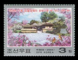 North Korea 2004 Mih. 4753 Kim Il Sung's Birthplace In Mangyongdae MNH ** - Corea Del Norte