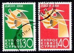 CYPRUS 2006 - Set Used - Chypre (République)