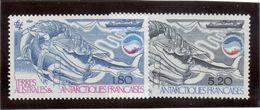 CP 78 - TAAF PO 113/114 ** De 1985 - Le KRILL - Terres Australes Et Antarctiques Françaises (TAAF)