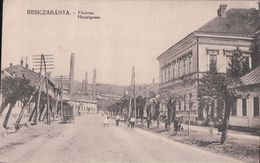 RESICZABANYA Fouteza - Roumanie