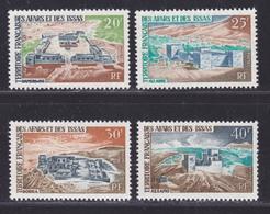 AFARS ET ISSAS N°  337 à 340 ** MNH Neufs Sans Charnière, TB (D6289) Postes Administratifs - Afars & Issas (1967-1977)