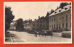 GBP-37  Le Sentier, Val De Joux, ANIME. SG  3337, Non Circulé. Cassure Transversale Non Visible Sur Le Scan - VD Vaud
