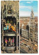 MÜNCHEN - Rathaus Und Glockenspiel Im Rathausturm -Verlag Hans Andres -1968 - Muenchen