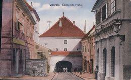 Zagreb Kamenita Vrata - Croazia