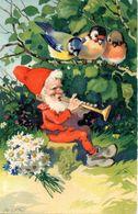 K. FEIERTAG - GNOMI-GNOMES-LUTINS-NAINS-ZWERGE - N 245 - Feiertag, Karl