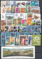 AUSTRIA 2005 MNH POSTFRISCH  INCLUDED RARE IMPERFORATED BLACK PRINT ABOUT 45 EURO  TOP QUALITY - 2001-10 Ungebraucht