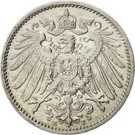 GERMANY - EMPIRE, Wilhelm II, Mark, 1906, Muldenhütten, TTB+, Argent, KM:14 - [ 2] 1871-1918: Deutsches Kaiserreich
