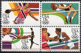 U.S.A. 1983 Olympic Games - United States