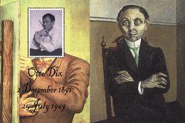Otto Dix Postcard Collection - Size: 15x10 Cm. Aprox. - Filkasol Edition Year 2013 Mint - Pintura & Cuadros