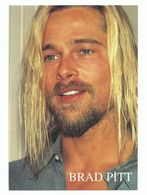 CPM BRAD PITT Collection Heroes Publisshing - Artistes